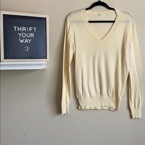 J. Crew light/thin sweater